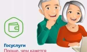 Как узнать свой пенсионный фонд на Госуслугах