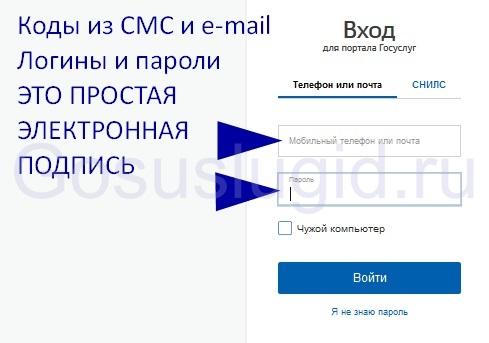Настройка сайта Госуслуги для работы с ЭЦП